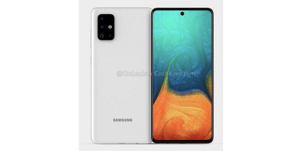 Samsung Galaxy A (2020) présenter dès le 12 décembre