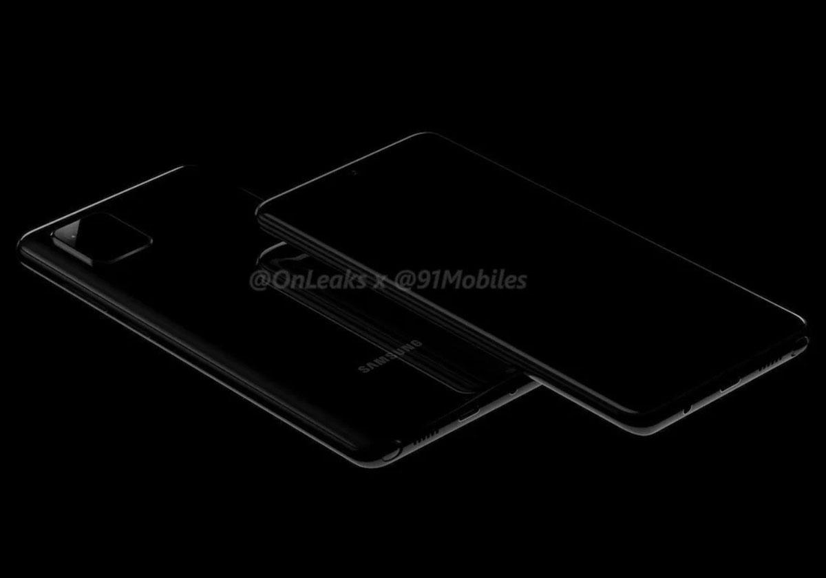 Samsung Galaxy A81 ou Galaxy Note 10 Lite