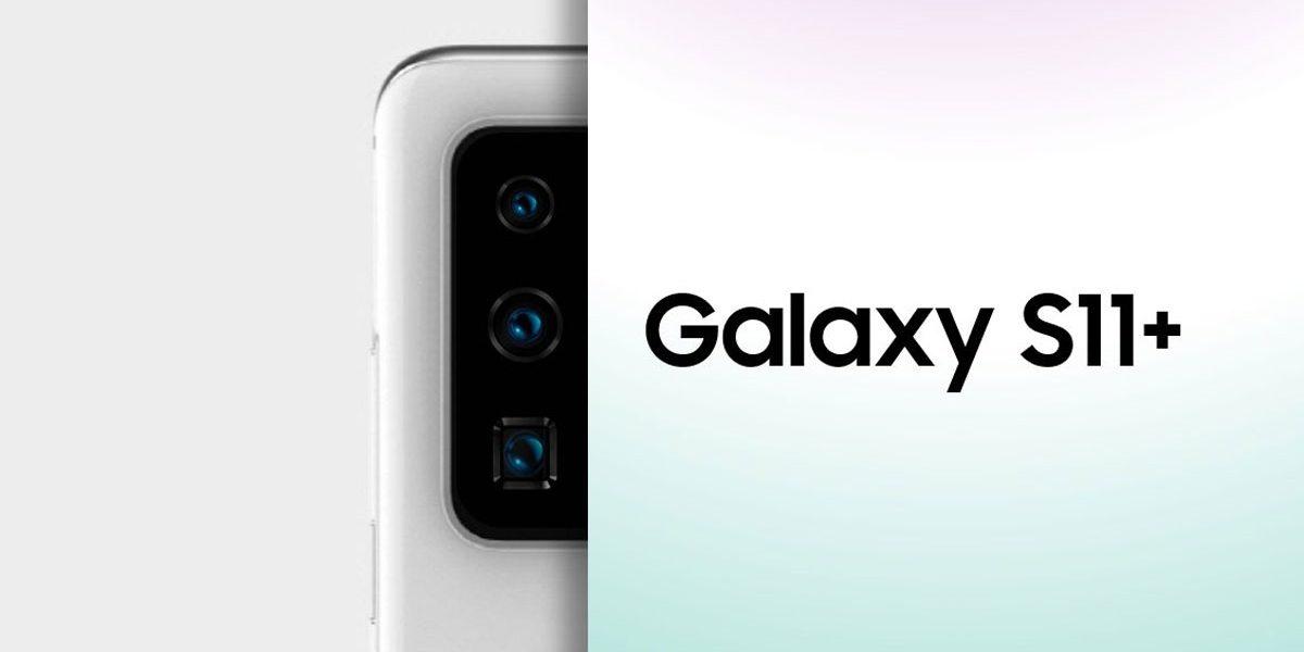 Samsung Galaxy S11+ les capteurs photo se précisent