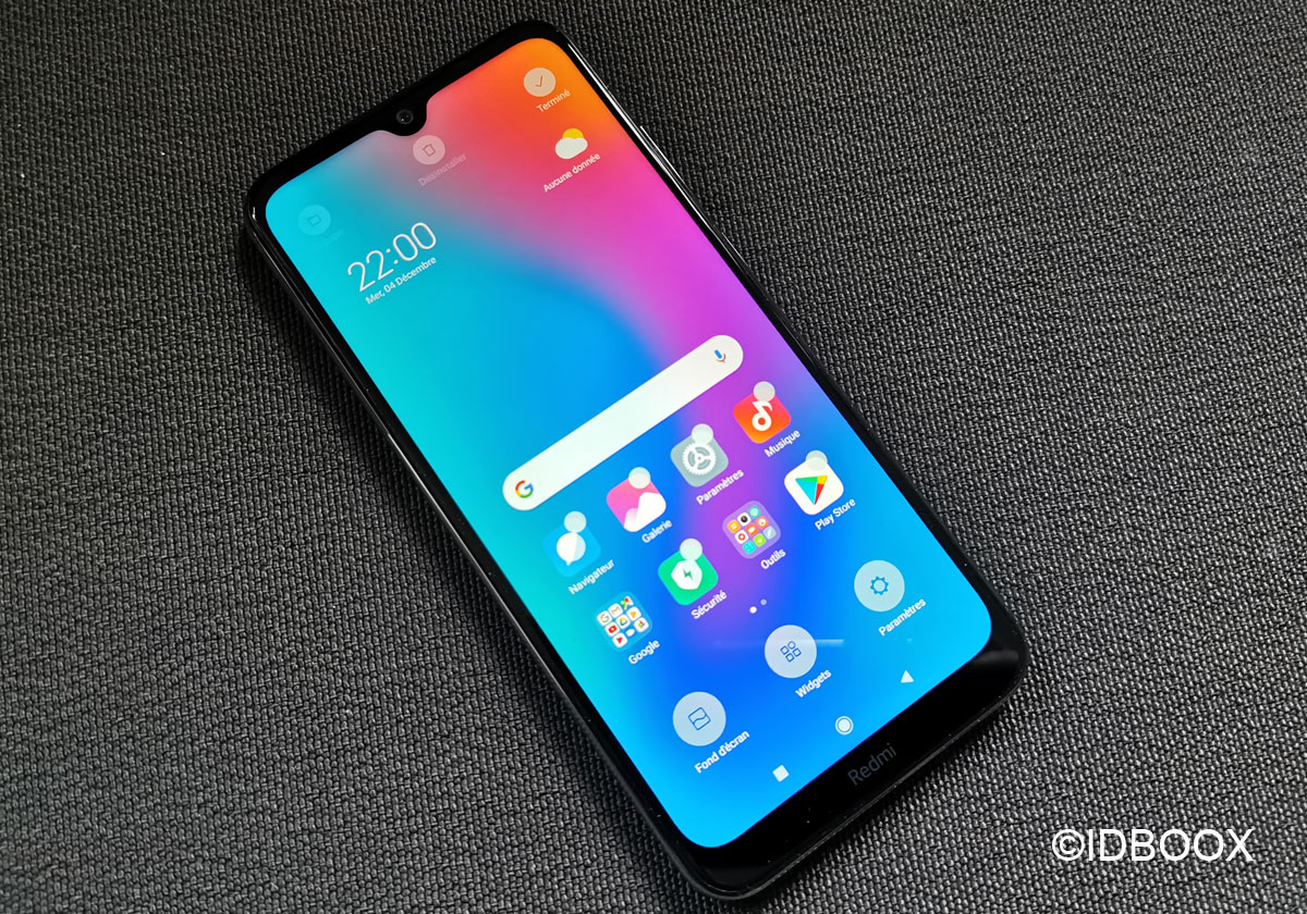 Xiaomi Redmi Note 8T en vente flash