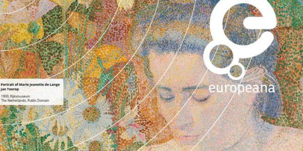 coloriage gratuit europeana