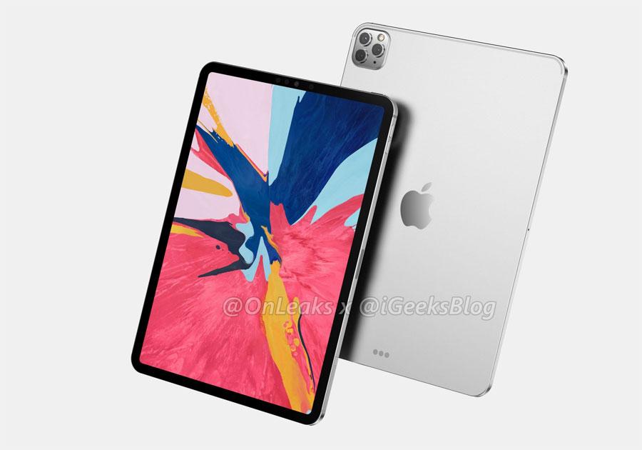 iPad Pro 2020 11 pouces