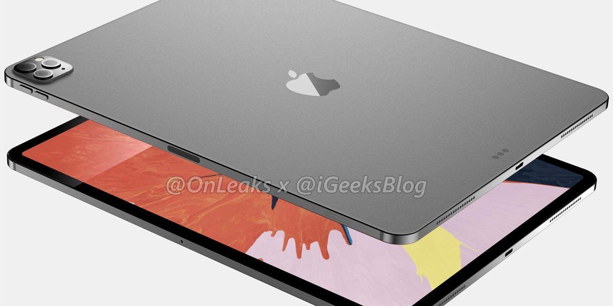 iPad Pro quatre nouveaux modèles en préparation