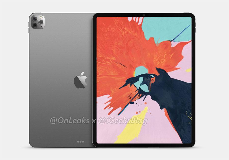iPad Pro 2020 12 pouces