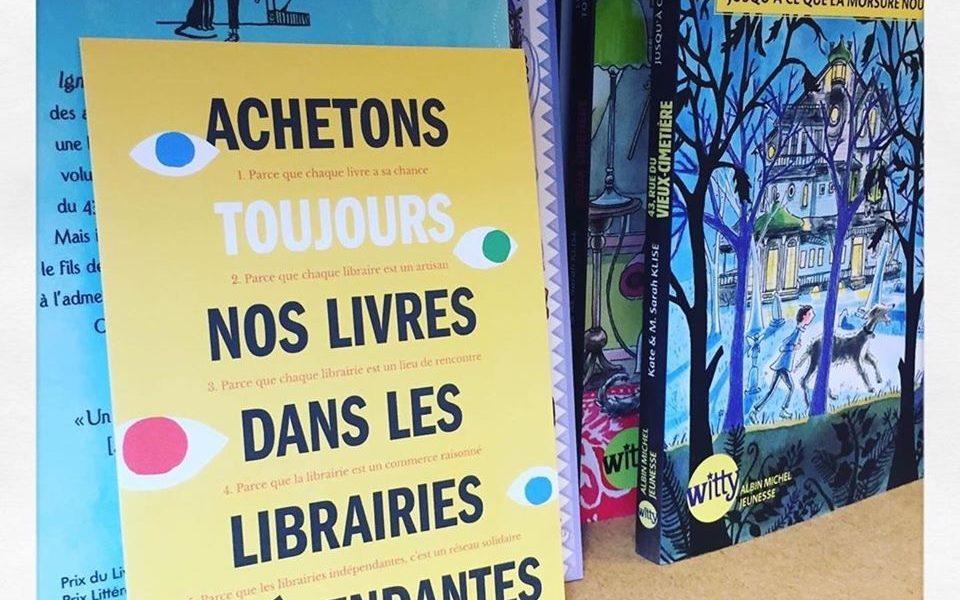 librairie independante belge