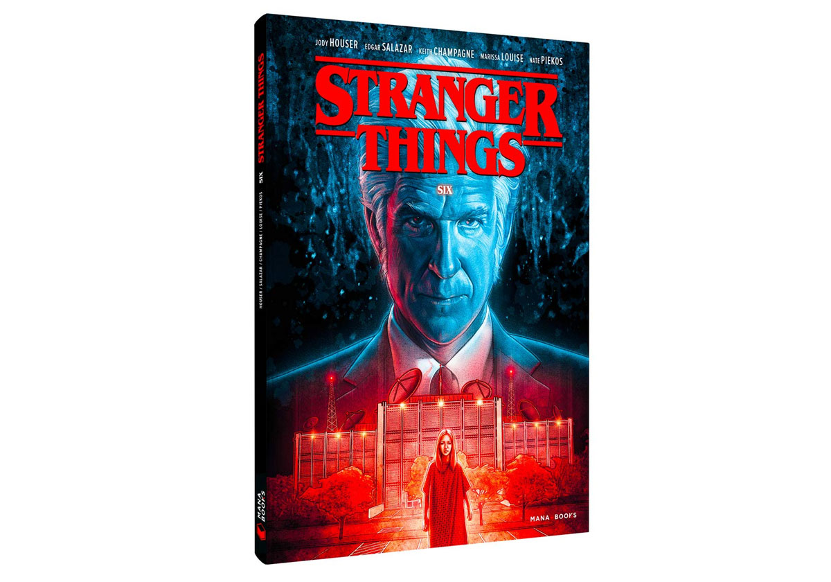 BD Stranger Things Six Tome 2 Mana Books