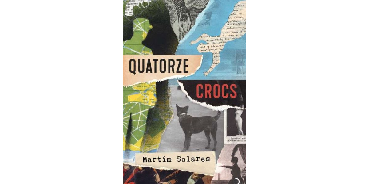 Livre chronique de Quatorze Crocs de Martin Solares