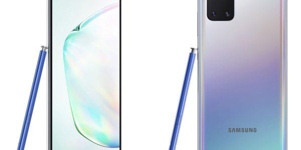 Le Samsung Galaxy Note 10 Lite - le prix , la fiche technique et la dispo