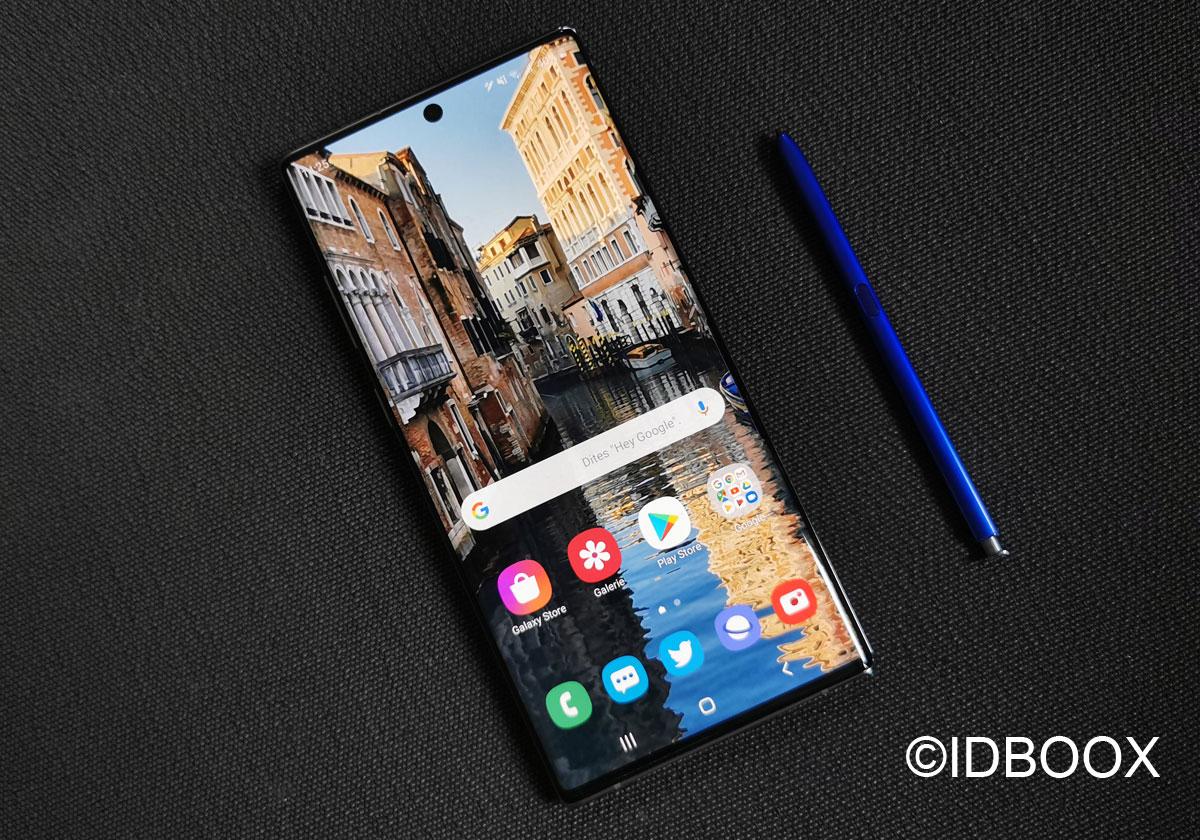 Samsung Galaxy Note 10 trucs et astuces incontournables