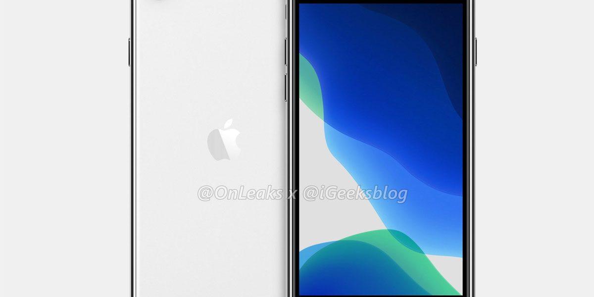 iPhone 9 et iPad Pro - iOS 14 lâche des inofs
