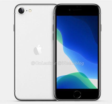 iPhone SE 2 les prévisions de ventes