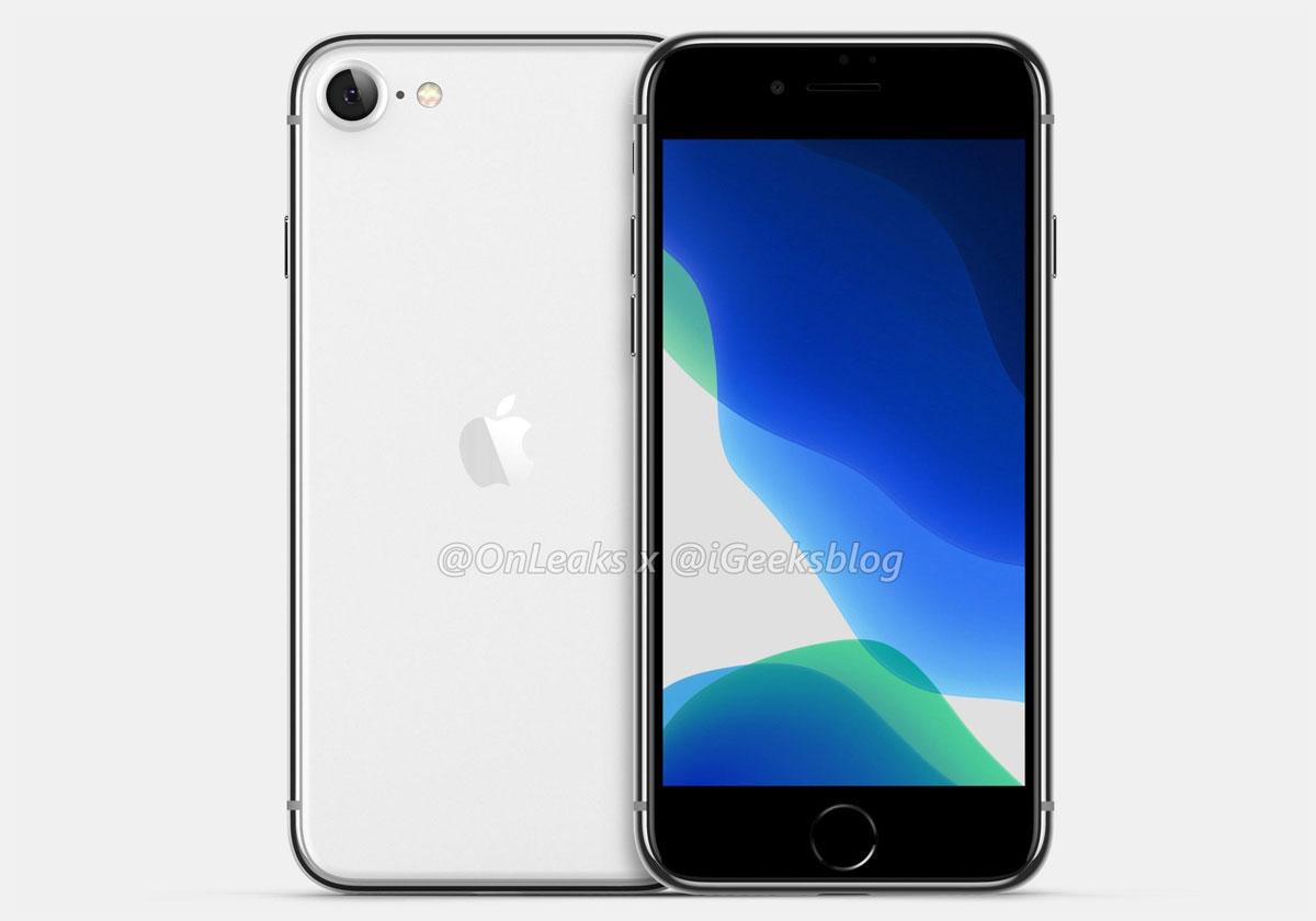 iPhone SE 2 mis en production dès le mois de février