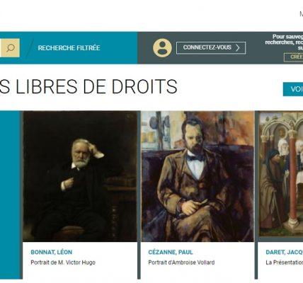 paris musée telechargement gratuit oeuvres