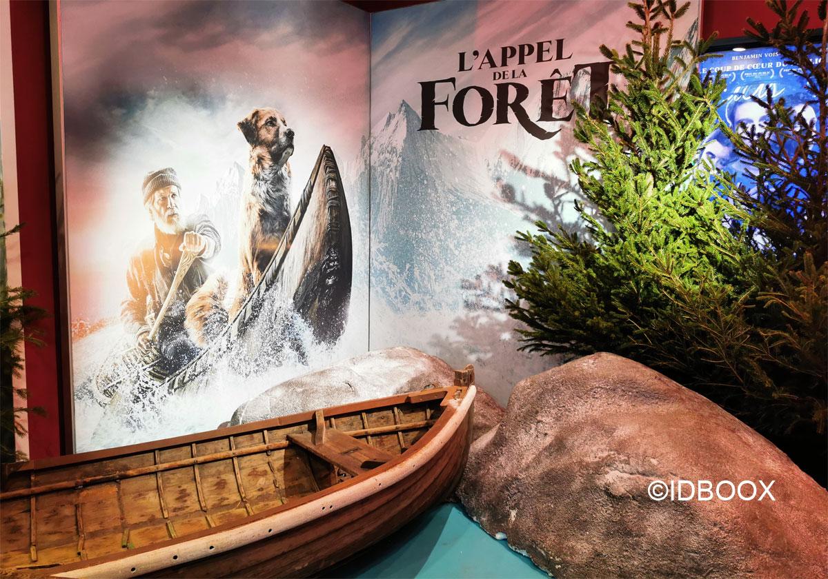 L'Appel de la forêt la critique du film