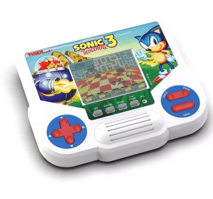 Hasbro ressort les jeux LCD Tiger Electronics