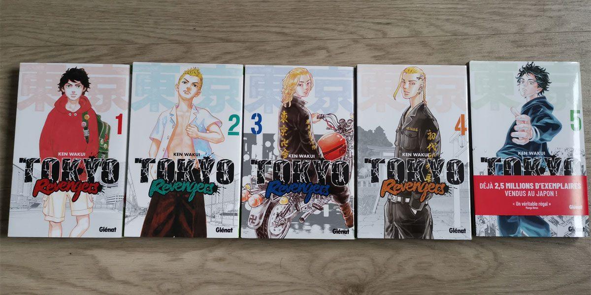Manga Tokyo Revengers