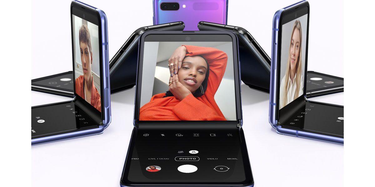 Samsung Galaxy Z Flip tout savoir sur le smartphone et son écran pliable