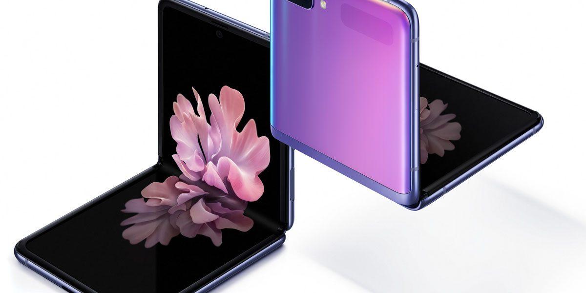 Samsung Galaxy Z Flip - Des ventes au dessus de celles du Galaxy Fold