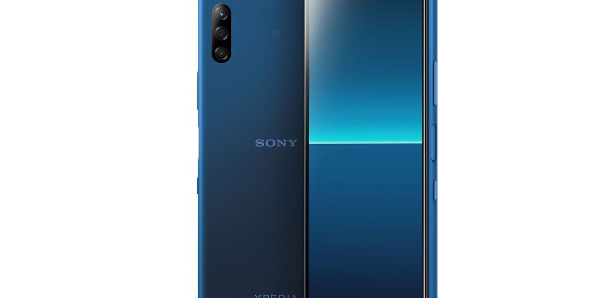 Sony annonce le Xperia L4 à 199€