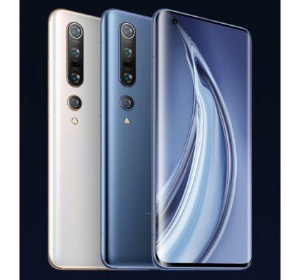 Xiaomi Mi 10 et Mi 10 Pro officiels en Chine tous les détails