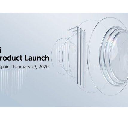 Xiaomi M 10 de nombreuses infos avant sa présentation