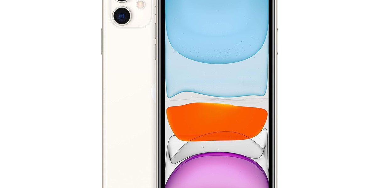 Bon Plan iPhone 11 blanc 128Go de stockage