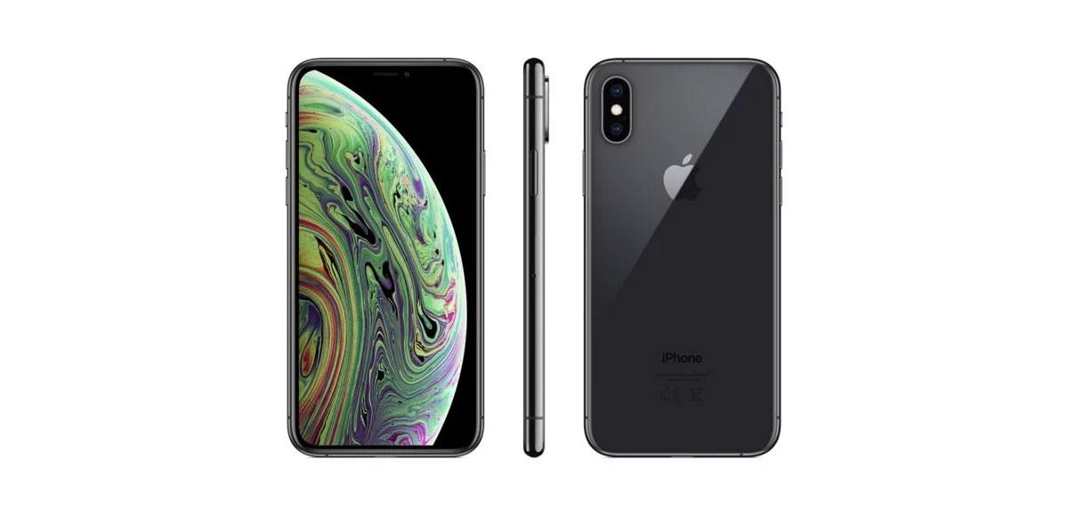French Days 2020 - iPhone XS avec une grosse baisse de prix