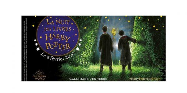 nuit des livres harry potter