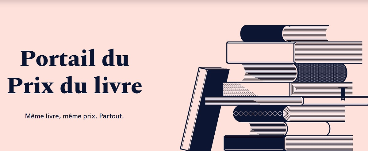 prixdulivre.be portail belge livre