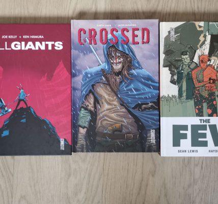 Découverte de 3 nouvelle BD de chez Hi Comics