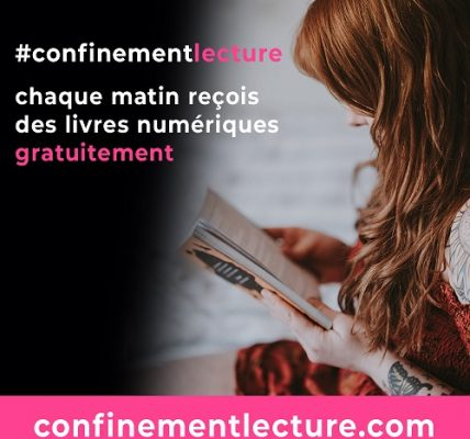 confinement lecture coronavirus ebooks audio gratuit