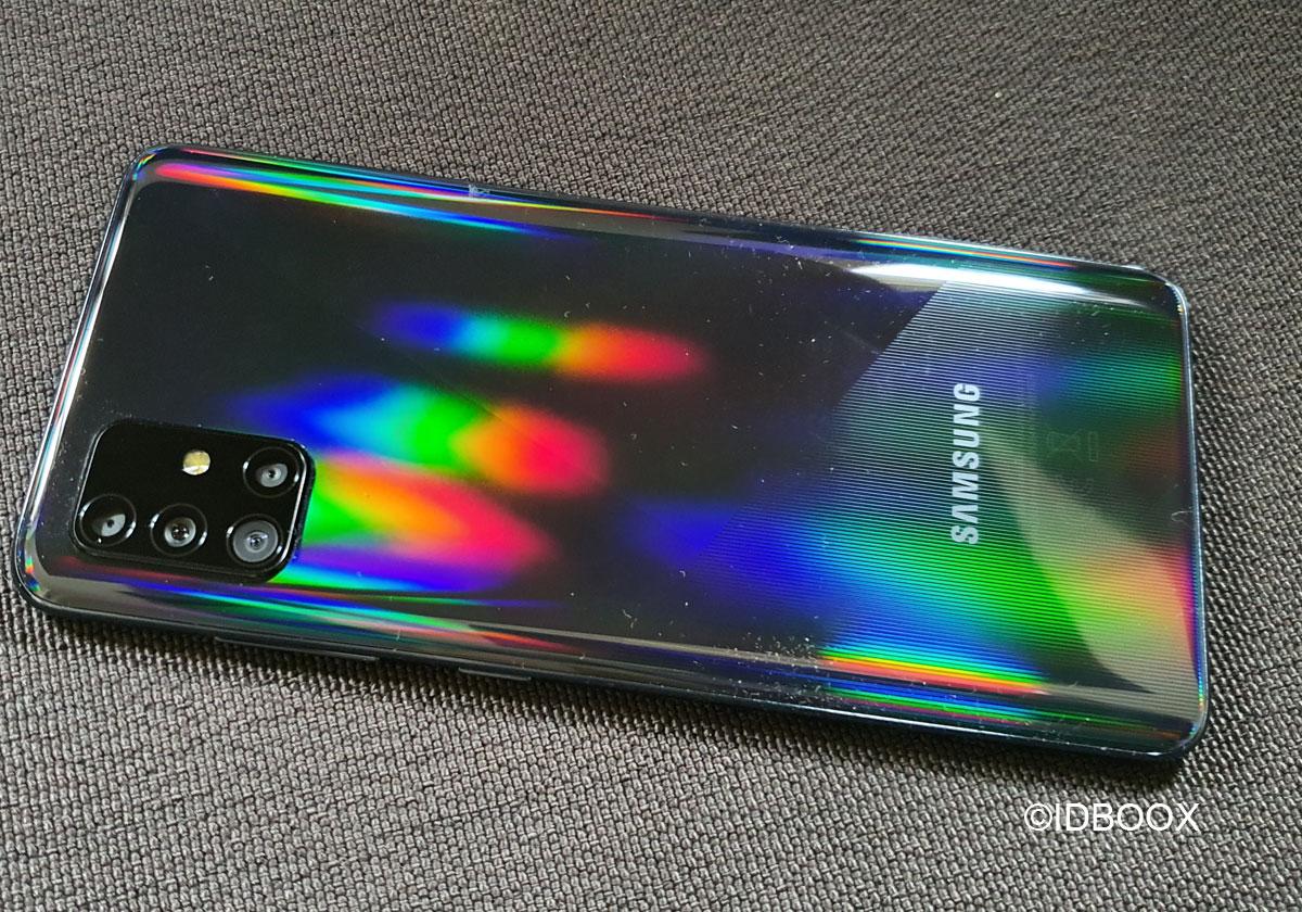 Samsung Galaxy A51 Test, prix,, fiche technique