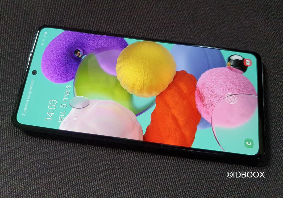 Bon plan - Samsung Galaxy A51 à 299€
