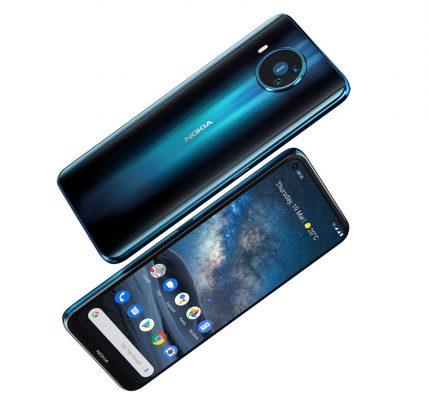 HMD Nokia 8.3 le premier flagship 5G de la marque