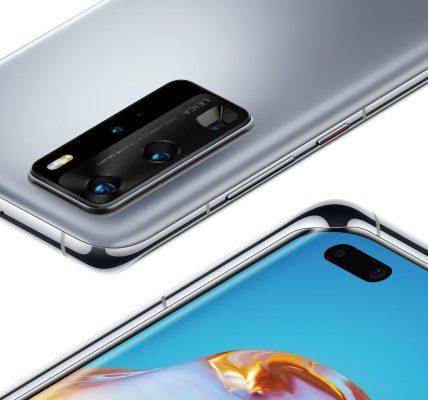 La série Huawei P40 pour tout savoir