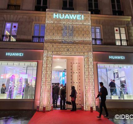 Huawei devient le premier vendeur de smartphones devant Samsung