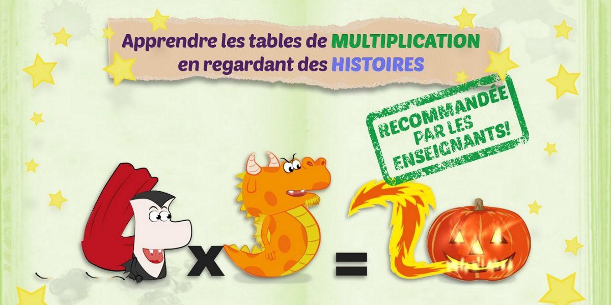Mathemagics appli gratuite table multiplication