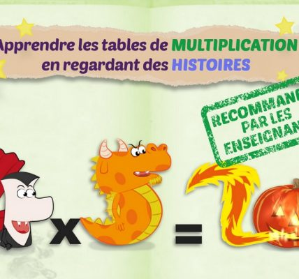 Mathemagics appli gratuite table multiplication