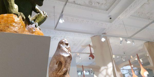 Musée d'Orsay - Expo Les Monstres de Leopold Chaveau
