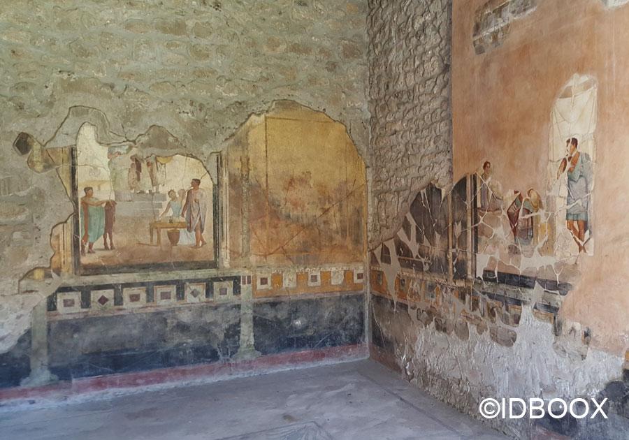Pompéi, l'exposition au Grand Palais depuis chez vous — Coronavirus