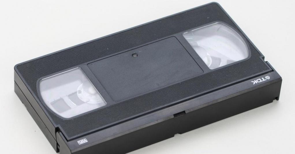cassettes vhs pop culture