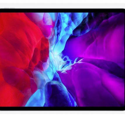 iPad Pro prévu en avril arrive avec un écran mini LED