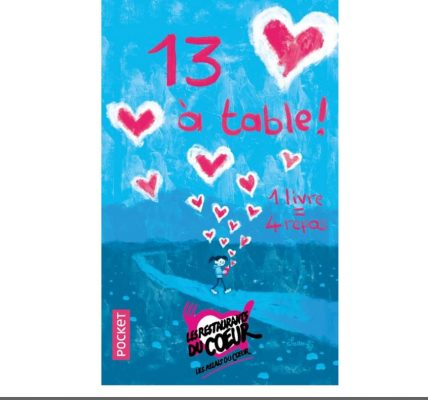 13 a table restos du coeur livre ebook