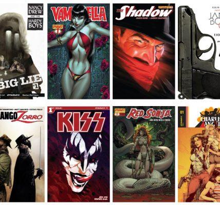 Confinement 12 Comics gratuits par semaine