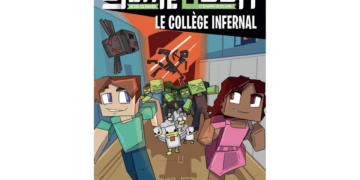 Confinement un Escape Book pour les enfants