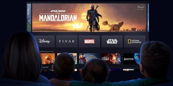 Disney+ Tous les films et séries à regarder