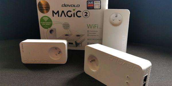 1 KIT Devolo Magic 2 Wifi à gagner