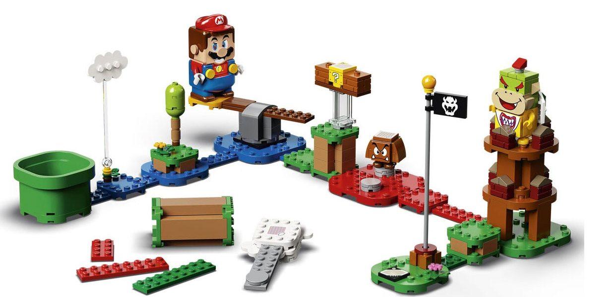 Lego Super Mario, prix , date de sortie et tous ce qu'il faut savoir
