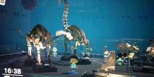 Animal Crossing - Un musée organise une visite virtuelle au sein du jeu