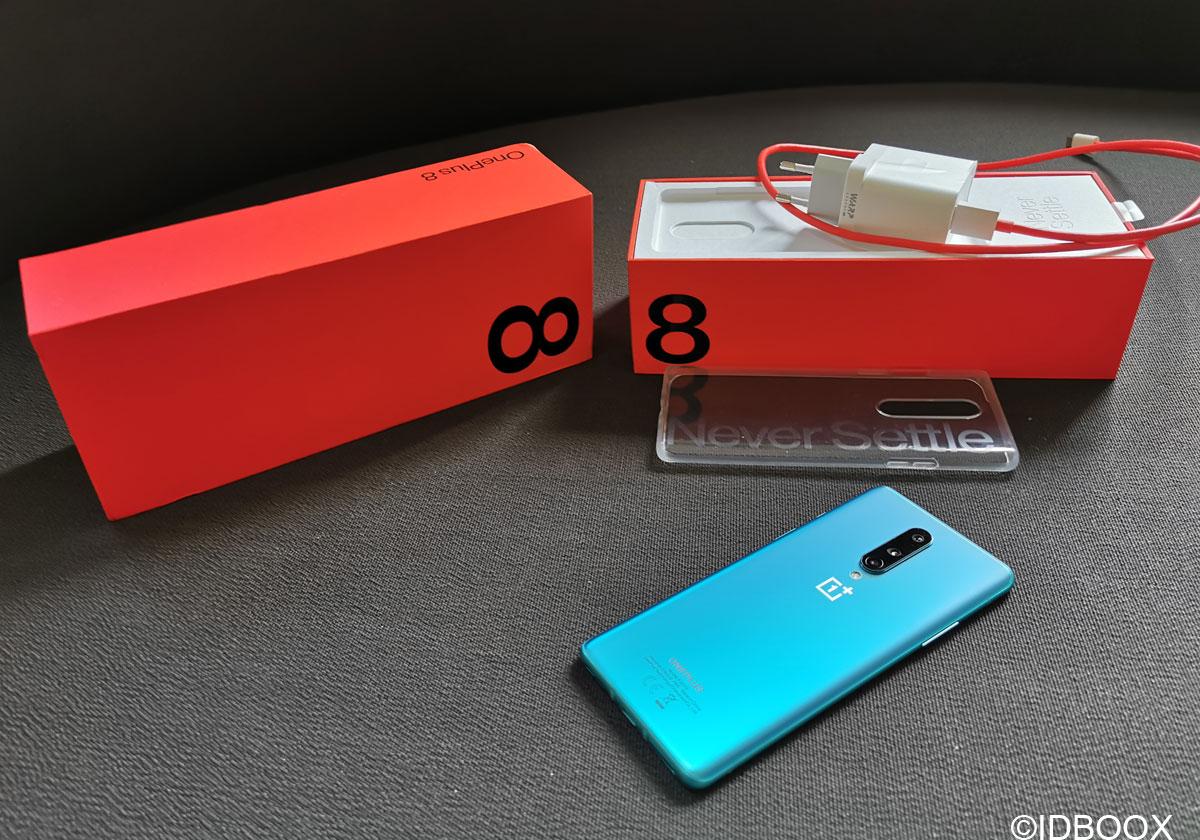 OnePlus 8 Test - Ecran, processeur, batterie, photo tout savoir